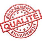 Engagement Qualité (rouge)
